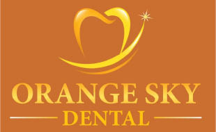 Orange Sky Dental logo