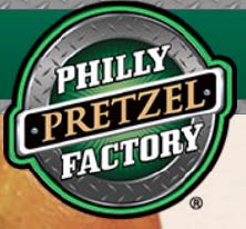 Philly Pretzel Factory Logo