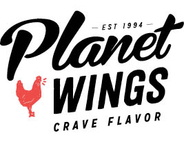 Planet Wings in Wappingers Falls, NY logo