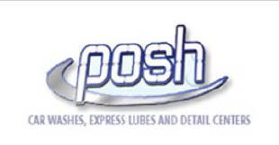 Posh Car Wash Deals in NJ Logo