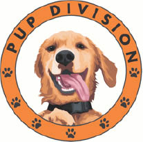 pup division logo orange county ca dog walking coupons near me