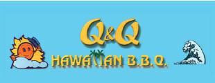 Q & Q Hawaiian B.B.Q. in Northridge, CA logo