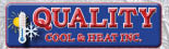 QUALITY COOL & HEAT FURNACE & HVAC SERVICES STATEN ISLAND logo