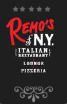 remo's of ny italian restaurant, lounge and pizzeria in parkville and towson, md