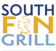 SOUTH FIN GRILL logo