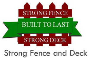 STRONG FENCE & DECK