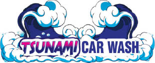 Tsunami Car Wash in Palm Desert, CA Logo