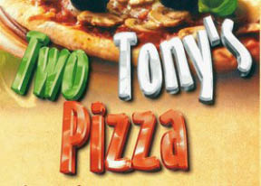 TWO TONY'S PIZZA