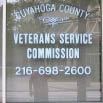 CUYAHOGA COUNTY VETERANS SERVICE COMMISSION logo