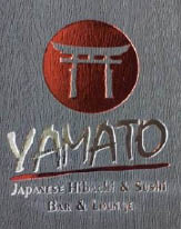 Yamato Japanese Hibachi and Sushi Restaurant.