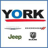 YORK MOTORS logo